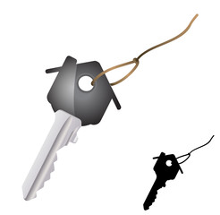 Vector home key