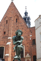 St. Barbara Kirche Kraków