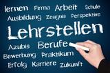 Fototapety Lehrstellen - Arbeit und Beruf