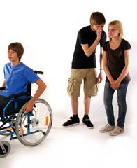 auslachen mobbing 3 teenager