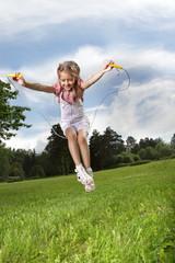 skipping  rope