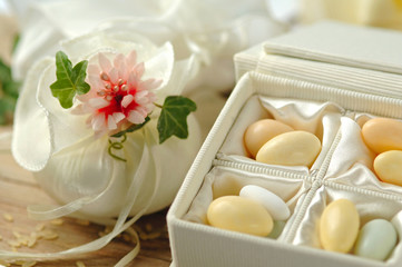Box of sweets - Bomboniera