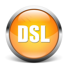 orange DSL icon