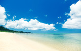 Fototapety 沖縄のビーチ