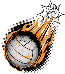 Volleyball Meteor