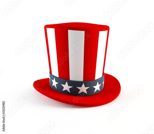 4th of July hat Photo by Mircea Maties