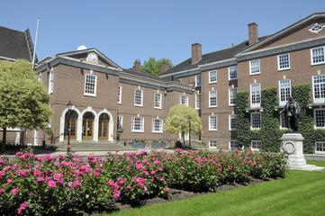 Gardens of Grays Inn Court in London