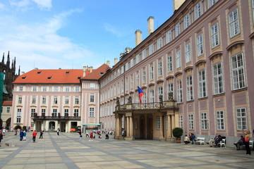 Prag, Hradschin, 3. Burghof
