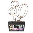 Audiokassette, Musikkassette, Kassette, Silhouette, 80er
