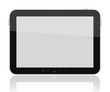 Tablet PC with Clipping Path