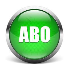 green ABO icon