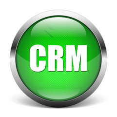 green CRM icon