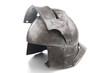 Helm mit offenem Visier