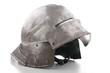 Helm Mittelalter Seitenansicht