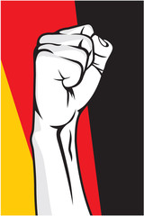 germany fist