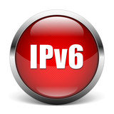 red IPv6 icon