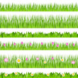 Vector Seamless Grass