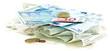 tickets de caisse argent consommateur