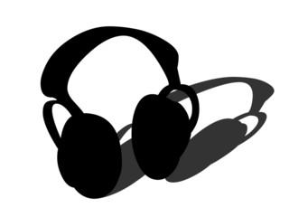 Auriculares, headphones.