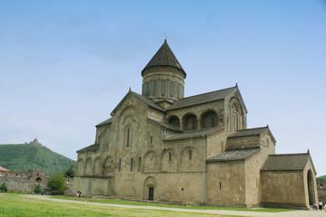 Svetizchoveli Kathedrale, Mzcheta, Georgien