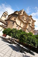 Monasterio de San Jerónimo in Granada, Spanien