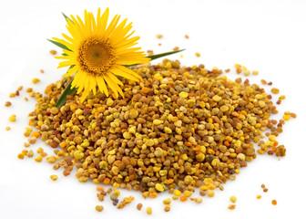 Flower pollen