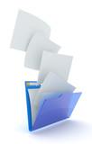 Files downloading.