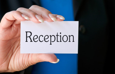 Reception - Business and Service