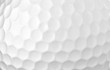 canvas print picture - Close up of a golf ball