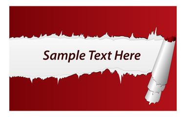 Sample Text - Vorlage