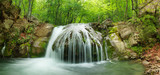 Fototapety Natural Spring Waterfall