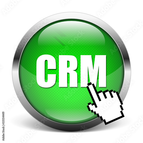 click green CRM button