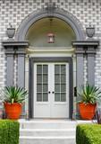 Fototapety Elegant Home Front Door
