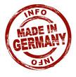 Made in Germany / vektor