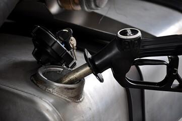 Erogatore diesel