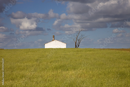 canvas print picture Alentejo