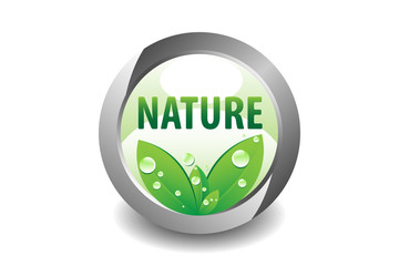 Nature Button