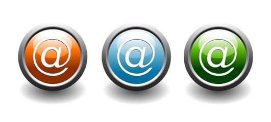 Web address button icons