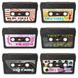 Audio, Kassetten, Variationen, Set, Musikkassetten, 80er, Tape