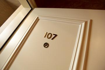 porta di hotel