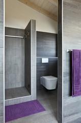 bagno moderno, wc