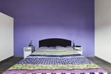 Fototapety interno di camera da letto