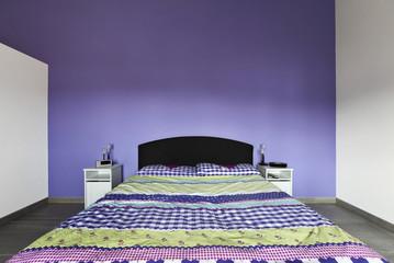 interno di camera da letto