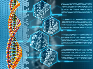 DNA background 2