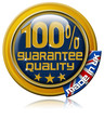 Guarantee quality 100% made in Uk
