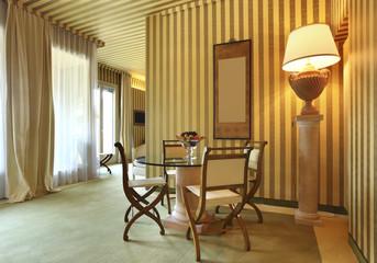 suite di hotel di lusso