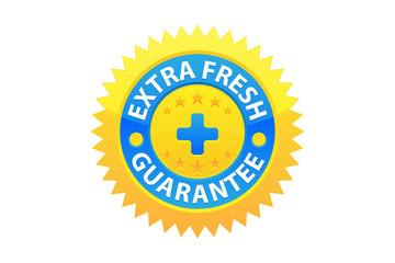 Extra Fresh Guarantee