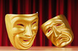 Masks - the theatre concept
