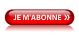 "Bouton Web ""JE M'ABONNE"" (s'abonner abonnement inscription)"