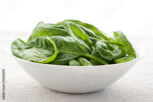 Fresh spinach
